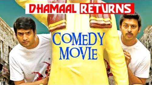 Dhamaal Returns 2017 Hindi Dubbed 720p HDRip x264