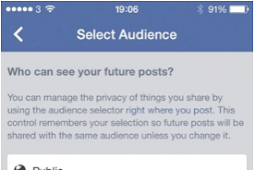 How to Make Profile Private On Facebook