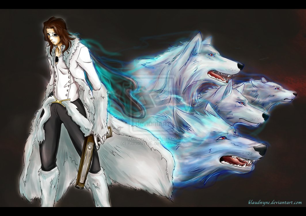 Coyote starrk 14 fan arts your daily anime wallpaper and - Fanart anime wallpaper ...