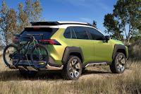 Toyota FT-AC (2017) Rear Side