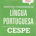 Questões Comentadas de Português - CESPE - 2016