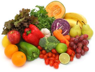Perdre du poids avec une alimentation variées et équilibrées