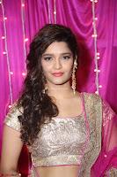 Ritika Sing in Golden Pink Choli Ghagra Cute Actress Ritika Sing ~  003.JPG