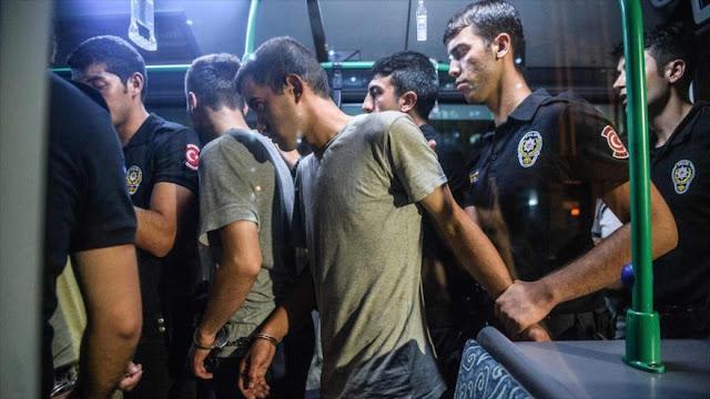 Ministro turco acusa a EEUU de estar detrás del golpe