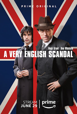 A Very English Scandal Poster