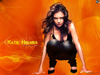 Katie Holmes Act Like A Cat