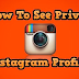 Instagram See Private Profile