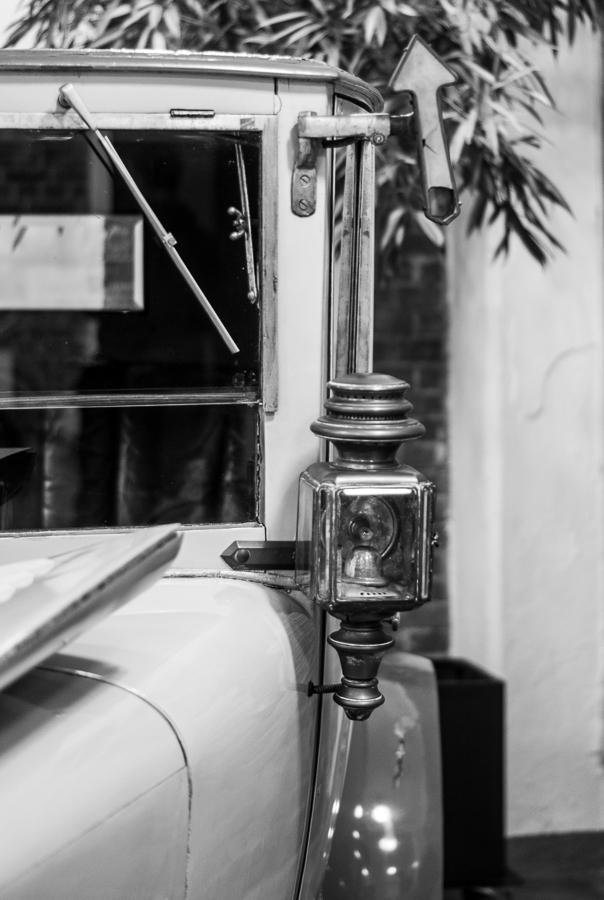 Blog + Fotografie by it's me!  fim.works | SchwarzWeissBlick No 22 | Duerkopp Oldtimer im Lenkwerk Bielefeld