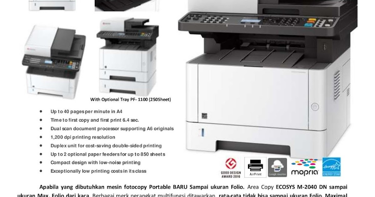 Kyocera ECOSYS FS-4100DN Printer PCL5e/PCL6/KPDL Driver Download (2019)