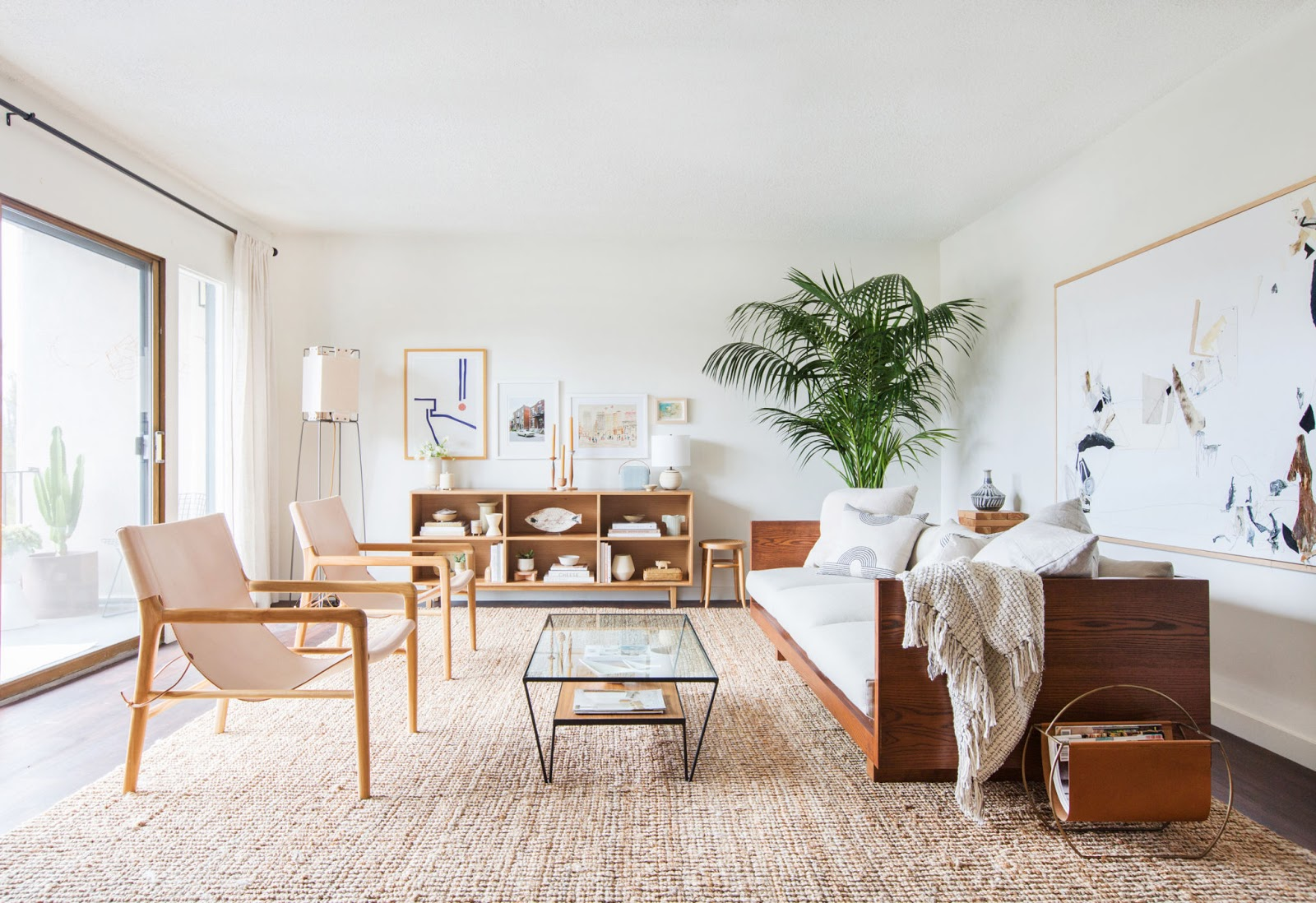 Lately I Have Really Been Loving And Embracing Simple Design In A Calming Color Palette Melanie Burstins Gorgeous Home Incorporates Wonderful Textures