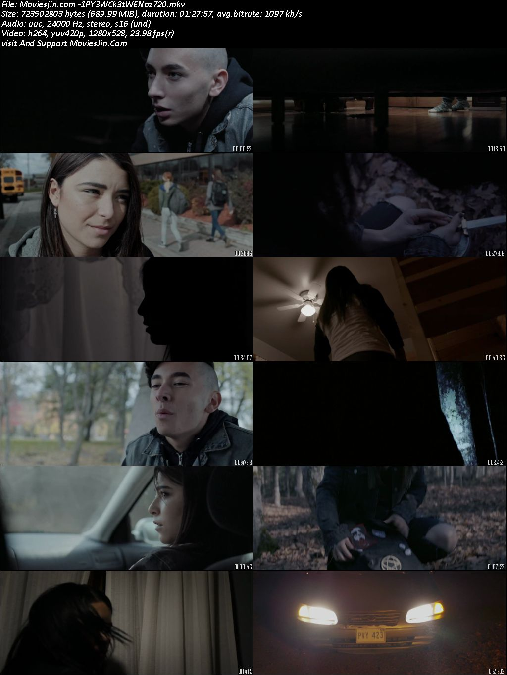 Pyewacket 2017 English WEBDL 720p Esubs 700MB