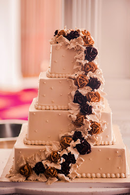 Tasty Wedding Cake