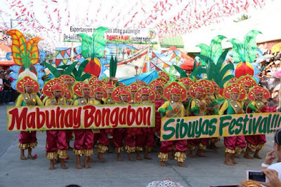 baybayanting festival Araquio festival - one of its kind in the philippines, and maybe in the world as well  it is nueva ecija's very own theatrical-cum-religious presentation likened to.