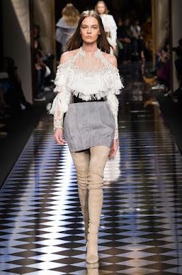 Fashion Week prêt à porter automne hiver 2016 look