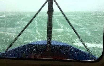Παλεύοντας με κύματα 17 μέτρων