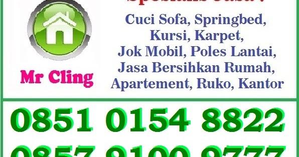 Mr Cling Cuci Karpet Surabaya Gresik Sidoarjo 0851