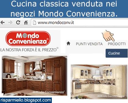 Risparmiello mondo convenienza cucina ginevra sofia - Cucina sofia mondo convenienza opinioni ...