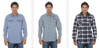 Oferton 1, camisas para hombre
