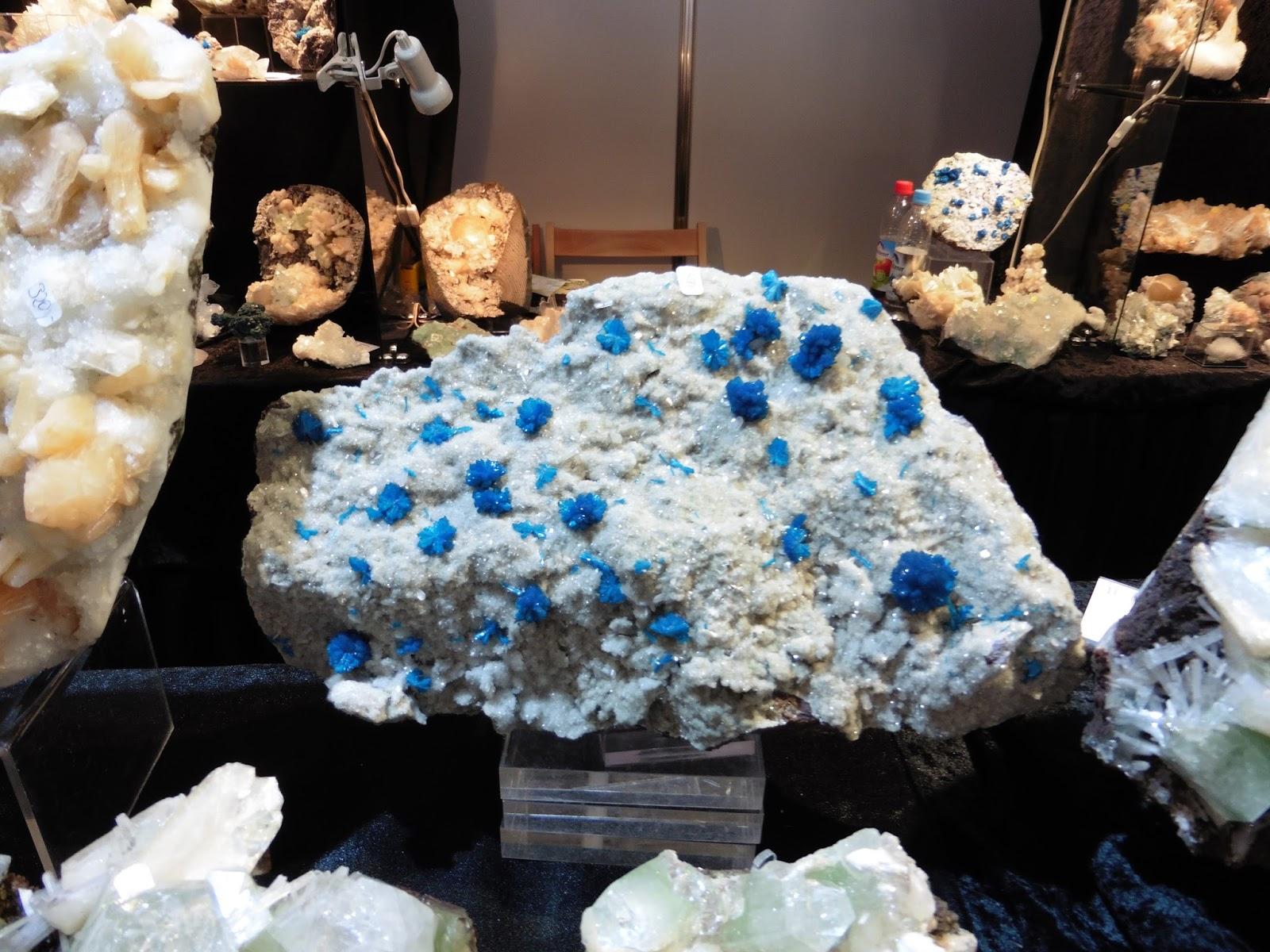 Mineralientage Múnich 2015 P1030005