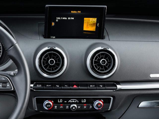 Audi A3 Sedan 2.0 Ambition 2017 - MMI