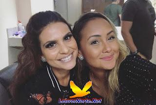 Aline Barros e Bruna Karla no Louvor Norte 2018