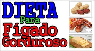 Tratamento ou Dieta para gordura no fígado