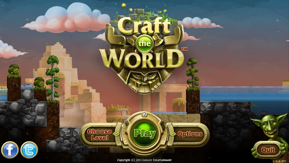 Craft The World Download Poster