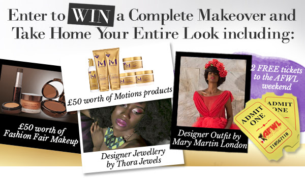 Win A Motion Style Makeover at AFWL 2015