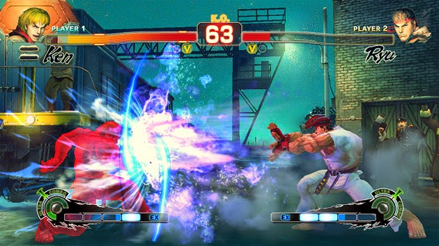Download Ultra Street Fighter IV PC Games Full Version - PC