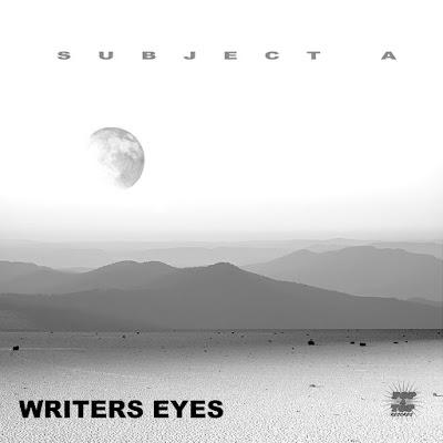 The album cover features the moon over a desert landscape with mountains in the background.