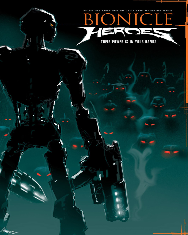 Play bionicle games online