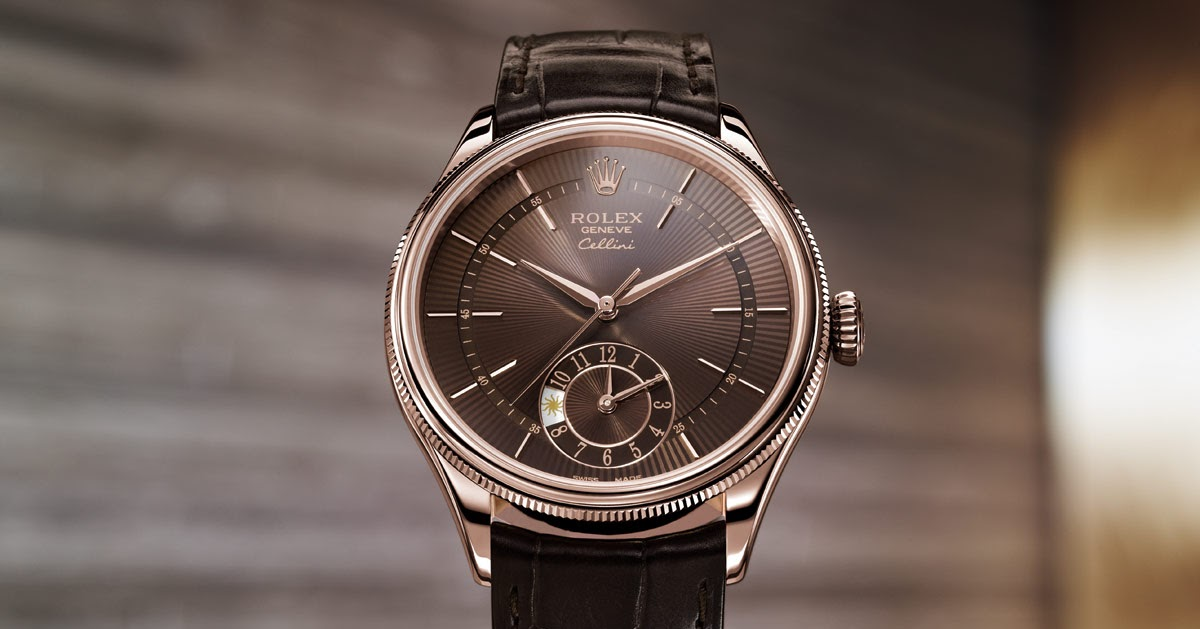 Rolex Date Rolex - Cellini New Models 2016 | Time And Watches | The