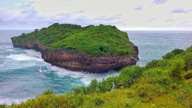 pulau kalong glatik