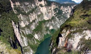 Invita México a visitar sus Áreas Naturales Protegidas
