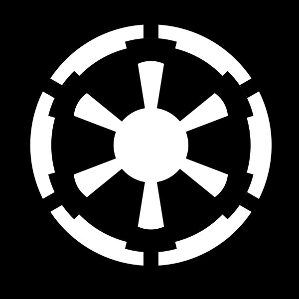 Why is the Sith Empire emblem from SWTOR the same with the ...