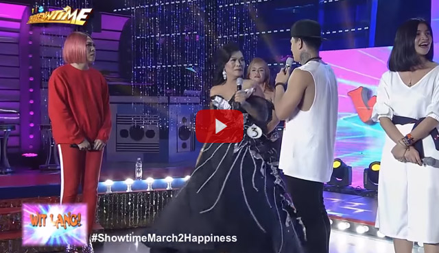 Watch It's Showtime Miss Q and A #ShowtimeMarch2Happiness March 2, 2018