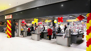 Una de compras en el súper: Billa del Bory Mall