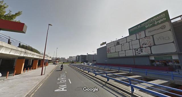 Tienda de El Corte Inglés en Megapark
