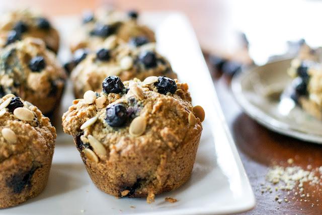 Amazing Blueberry Muffins - photo#40