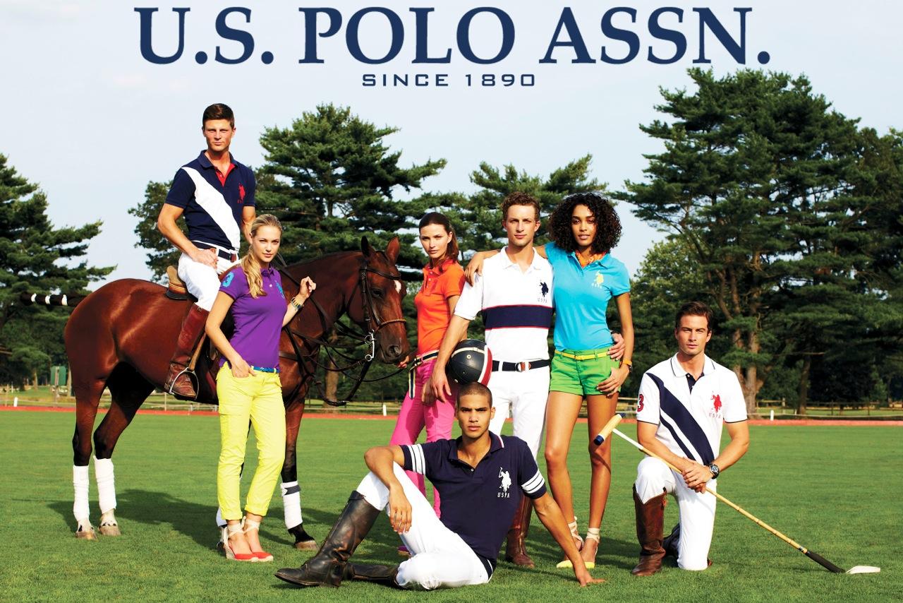 Major Model Women Laura Scott For Us Polo Assn