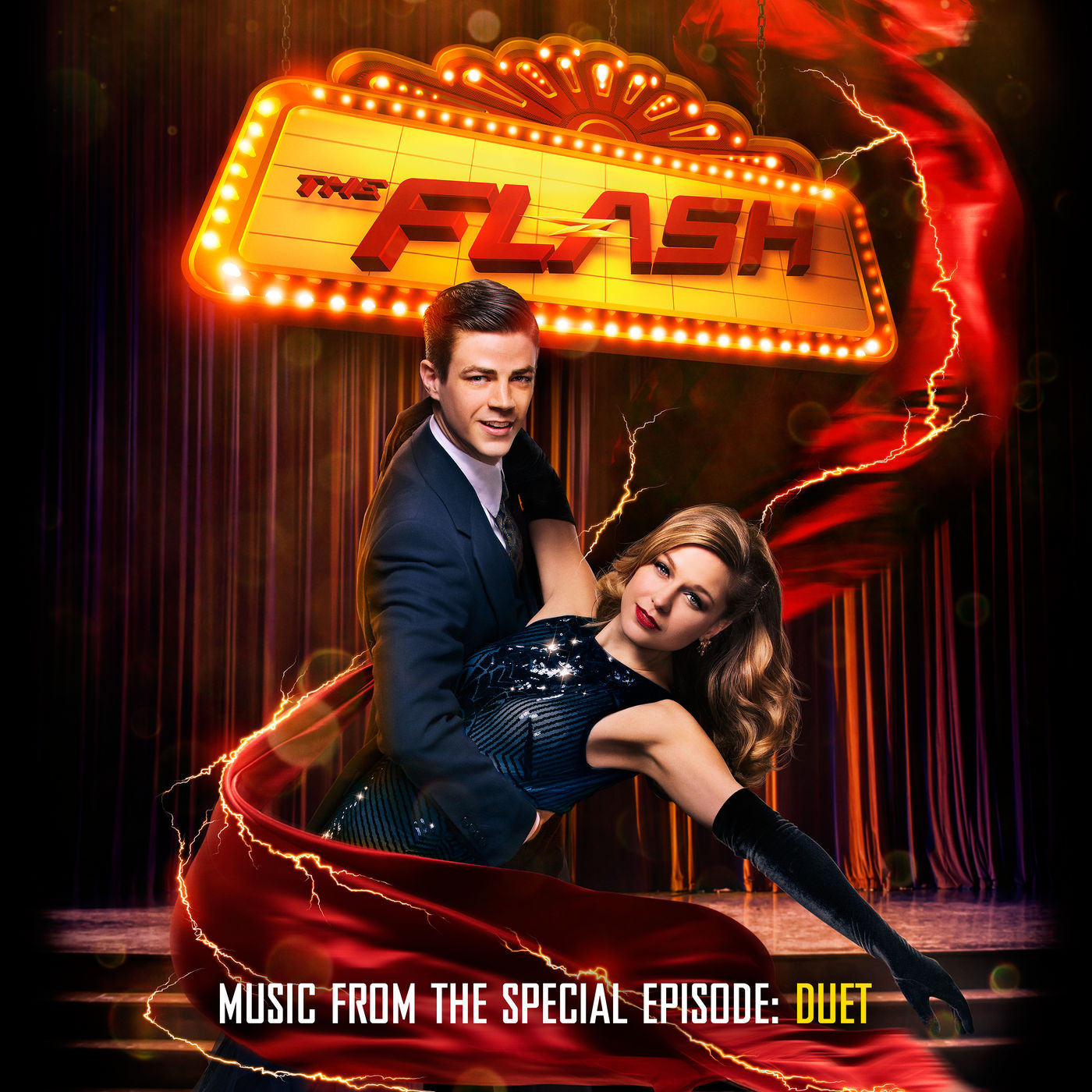 Various Artists - The Flash - Music From the Special Episode: Duet