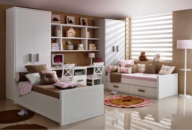 habitación-compartida-camas-exentas