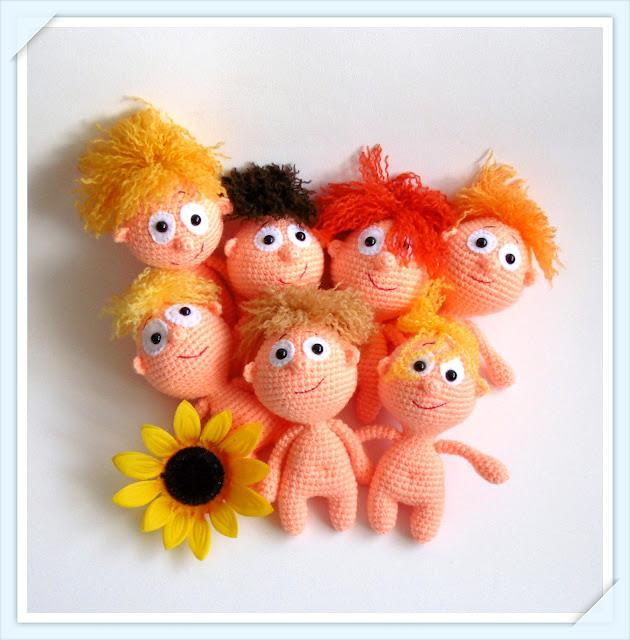 -amigurumi -heegeldamine -käsitöö -pehme -mänguasi -roosa -poiss -nukk-pupsik -crochet -doll