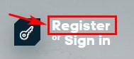 Регистрация в Exxelo