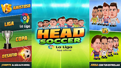 Head Soccer v5.4.3 MOD APK