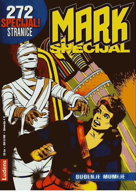 Budjenje Mumije (Ludens Specijal) - Komandant Mark