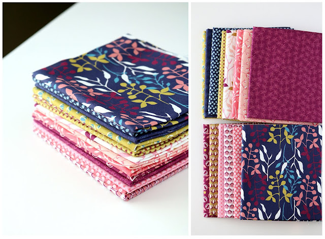 Wonder Full fabrics designed by Lizzie Clark Designs / Sweet Bee Designs