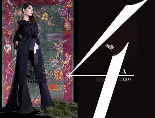 Sana Safinaz Luxury Collection'17
