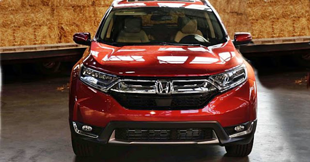 2017 Honda CR-V Gets Turbo Power and More Space