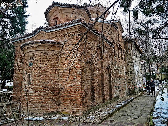 chiesa di Boyana dintorni Sofia
